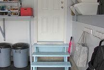 DECO - Laundry room, garaje, desván