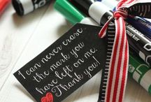 Teacher Gifts / by Alicia Daulong