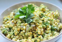 Food - Salad & Veggies / by Donna Loves Yarn