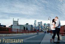Engagement Photos for Brooke + Matt / by Brooke Ellis