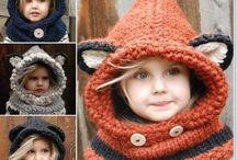 Crochet - various