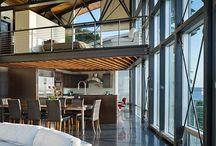 Mezanine / loft