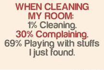Smile and leave cleaning to us :)