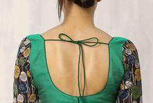 Saree Wrapping