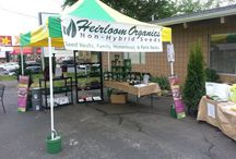 5-22-15: Heirloom Organics Outdoor Tent Sale / Join us for Day Two of our Heirloom Organics Outdoor Tent Sale on Saturday, May 23nd from 9am until about 4pm.   We are located at 1806 NW 6th Street, Unit A, in Grants Pass. We are on the right-hand side of 6th street, just south of the Subway restaurant, and across from the Wendy's parking lot.
