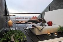 Balcony/Patio / by Morgane C