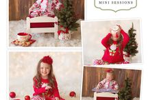 Studio Inspiration: Xmas Mini Ideas