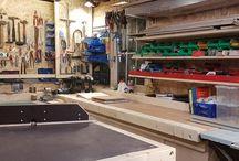 Meine Werkstatt / Meine Werkstatt