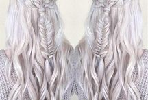 santre hair