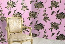 Floral Wallpaper / Floral wallpaper is alive and fresh with modern contemporary designs. Inspired by nature it's hard not to fall in love with floral wallpaper. Romantic vintage designs and bright vibrant moderns are all available in today's floral wallpaper. http://www.wowwallpaperhanging.com.au/floral-wallpaper/