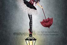 art / by Monique Lam