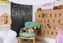 Homebase: play(duh)! / Playroom ideas