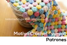 Yoyo a crochet