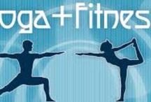Yoga and fitness / Keep fit