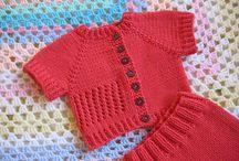 Çocuk bebek yelek hırka kazak elbise etek şort ....Crochet Patterns and Tutorials