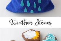 Story stones and spoons