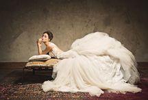 Bridal Fashion Editorial / Dutch Masters