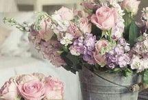 csokrok, koszorúk (bouquets, wreaths) / beautiful flowers and bouquets