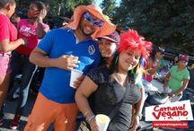Carnaval Dominicana 2014 / El mejor mes del año en República Dominicana es Febrero, cuando empieza nuestro largo mes de celebración de nuestra independencia. Cada domingo de febrero celebramos con carnavales en todo el país, culminando con el mayor evento del año el 27 de febrero. / by Cachicha
