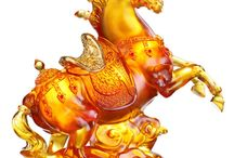 LIULI   Year of the Horse / Collection: Dragon on the Heavenly Shore