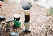wild coffee // WILDHOOD / coffee, wild coffee, camping gear