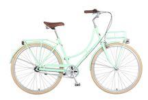 Vélo / Vélos hollandais