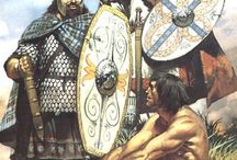 dacian warriors an cheifs