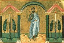 Iluminacje: Bizancjum / Bizantyjskie malarstwo książkowe.