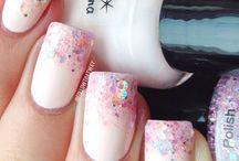 Nail Inspiration / Nails, nail art