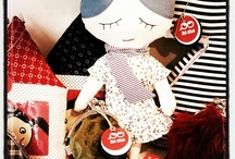 Dolls / Handmede dolls, toys and clothes for kids.