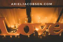 Ambientacion de Bodas / Ideas para ambientar tu boda
