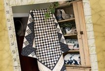 Quilt Display & Packaging