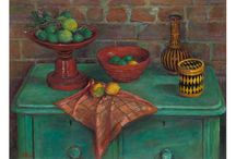 Margaret olley tableaux