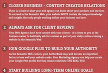 Marketing and Business, Website SEO