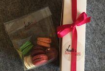 Food & Sweet / Macarons