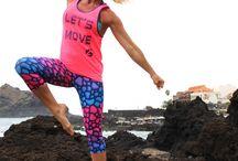 #SPORTYlifestyle / stylizacje sportowe, moda fitness, moda sportowa, ubrania na co dzień