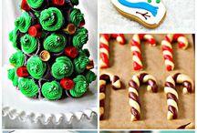 wypieki świąteczne Christmas biscuits