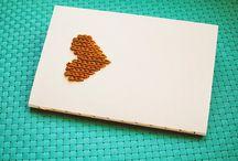 DIY - Valentine's Day   Valentijnsdag / Free diy patterns for Valentine's day or any other lovely day :-)