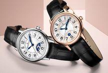 Lady Time / Die Zeit ist weiblich: Uhren für anspruchsvolle Frauen.