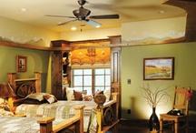 Kids Bedrooms - DPC Custom Homes