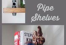 Pipe DIYs