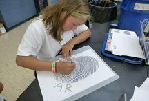 Art Ed- Art 8 Lessons 14-15 / by Kendel Purvis
