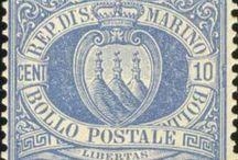 0 San Marino Stamps