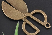scissors and other implements