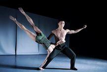 Partner acrobatic