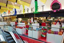 Supermarket retail & interior