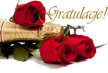 Dla przyjaciół - gratulacje