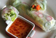 Mes recettes - Asiatiques