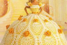 Barbie old fashion