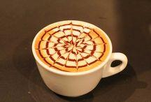 Creative Coffee / Coffee Art. Latte Art. Food Art. That's Life!